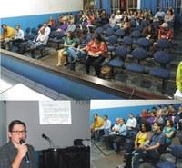 Aconteceu a audiência pública do PPA 2018-2021